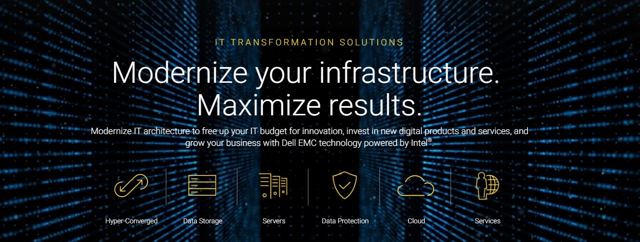 Modernize Your Data Center with Dell