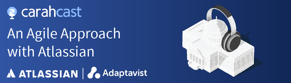 Agile Approach with Atlassian Podcast banner