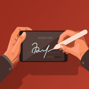 Adobe E-Signature