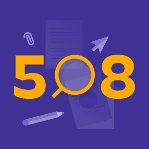 Atlassian 508 Compliance Blog Image