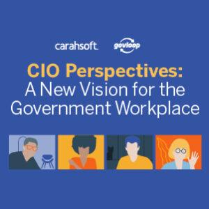 IIG GovLoop Guide CIO Perspectives Preview Image