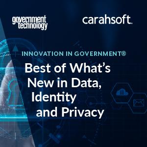 IIG GovTech July 2020 Data Identity Privacy Blog Image