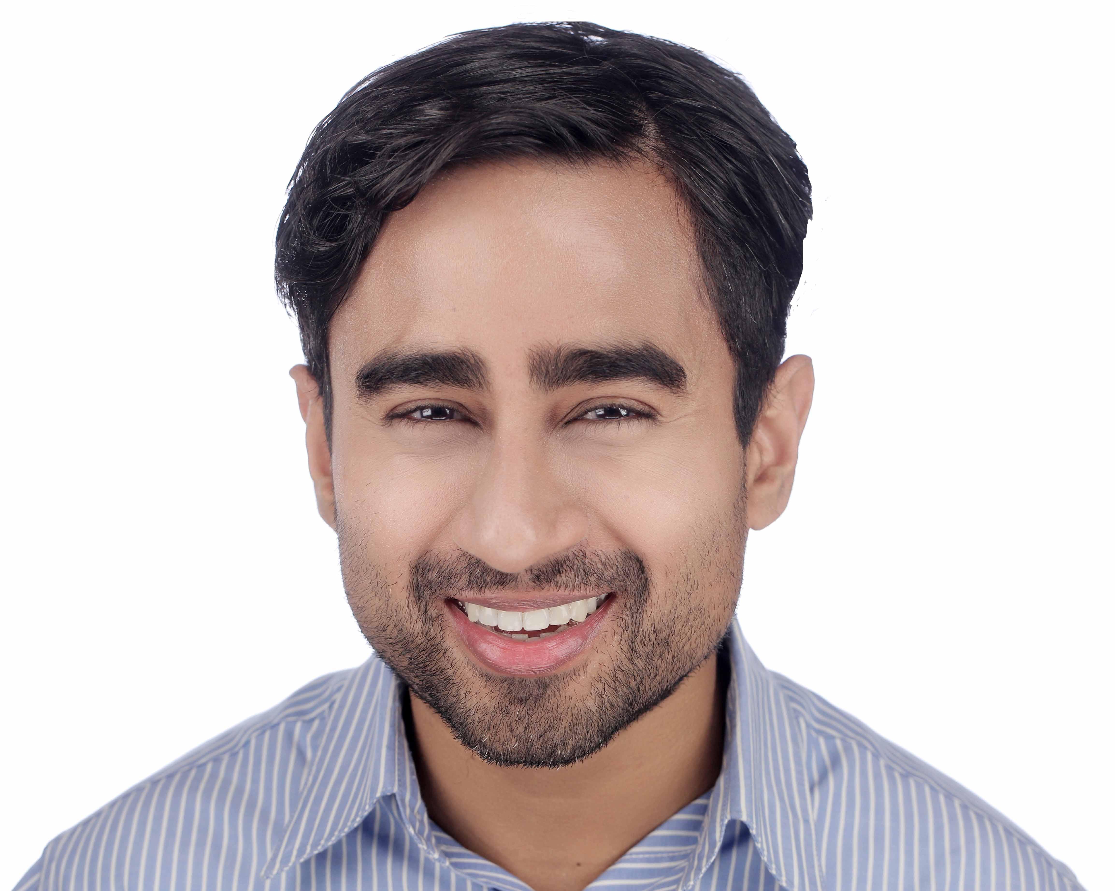 Yasir Saleem Headshot