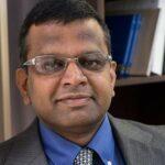 Dr. Shiva Jaganathan Headshot
